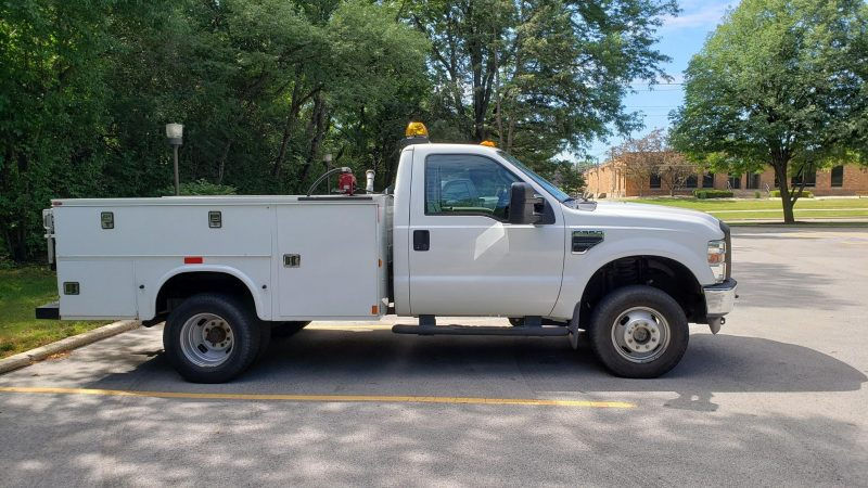 F-350 Utility Truck