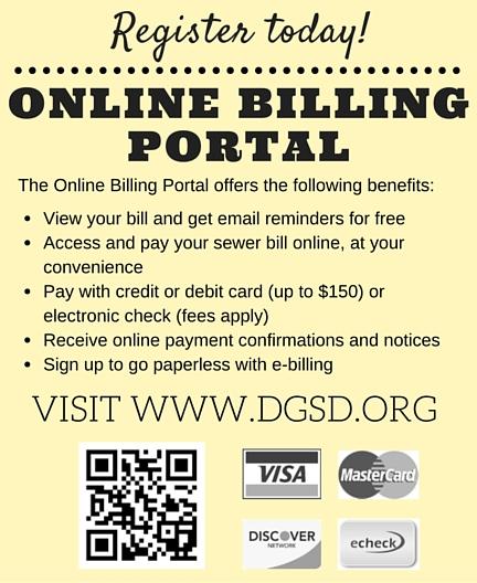 billing portal insert